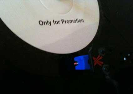 Promo Vinyl