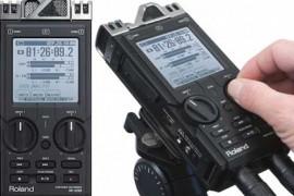 roland r26 - field recorder