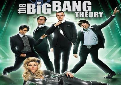 The Big Bang Theory - Die komplette vierte Staffel