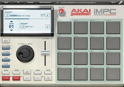 Akai iMPC