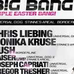 Triple Easter Bang 2013