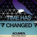 Welcome Back von Acumen auf Time Has Changed