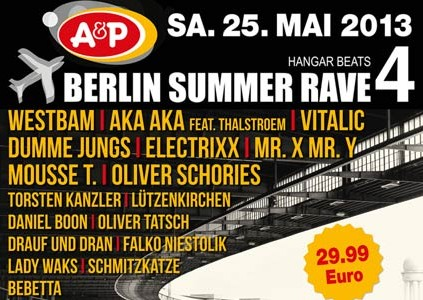 A&P Berlin Summer Rave 4