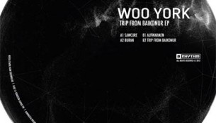 Trip From Baikonur EP - Woo York