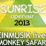 Sunrise Openair 2013