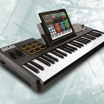 Akai Pro SynthStation49 – iPad als Workstation