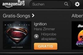 Amazon MP3 Shop