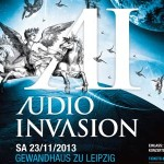 Audio Invasion 2013