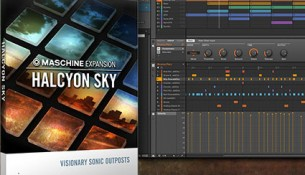 Native Instruments: Halcyon Sky