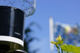 Netatmo NRG01-WW Regenmesser für Netatmo Wetterstation