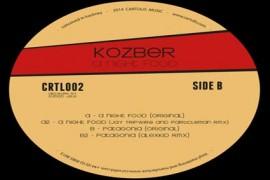 A Night Food EP - Kozber