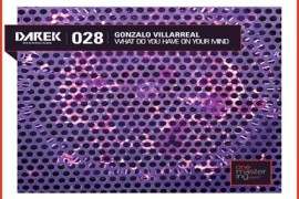 What Do You Have On Your Mind EP - Gonzalo Villarreal