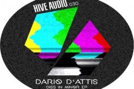 Diss In Minor EP - Dario D'Attis