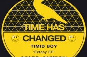 Extasy EP - Timid Boy