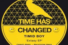 Extasy EP - Timid Boy