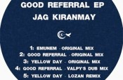 Good Referral EP von Jag Kiranmay
