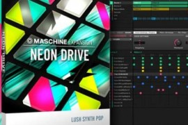 Native Instruments: Neon Drive