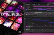 Native Instruments: Crystal Daggers