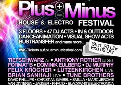 plus minus festival 2011