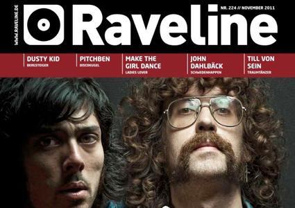 Cover Raveline 11.2011