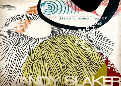 Andy Slaker - Distant Memories EP