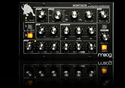 Moog Minitaur Bass-Synthesizer