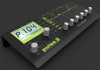 Waldorf Pulse 2 - Analog Synthesizer