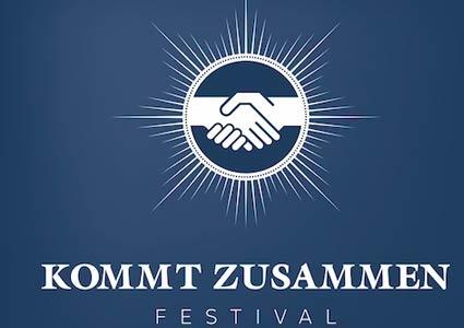 Kommt Zusammen Festival