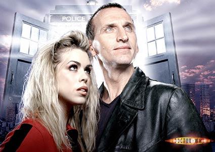 Dr. Who - Die komplette 1. Staffel