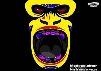 Modeselektor proudly presents Modeselektion Vol. 02