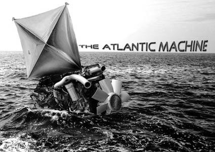 Auto-Pilot - The Atlantic Machine
