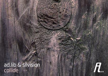 ad.lib & silvision - Collide EP