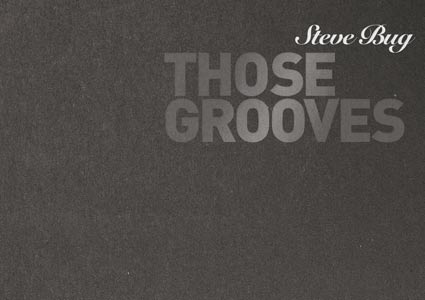 Steve Bug - Those Grooves