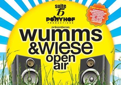 Wumms & Wiese Open Air 2012