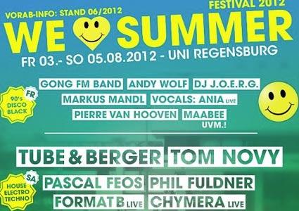 We Love Summer 2012