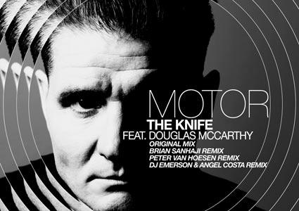 The Knife - Motor feat Douglas McCarthy