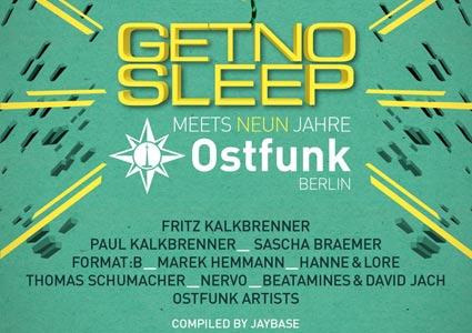 Get No Sleep meets Ostfunk Berlin