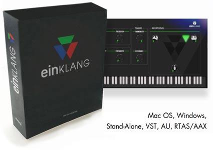 Eisenberg Audio: Einklang