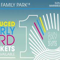 Love Family Park 2013 Tickets