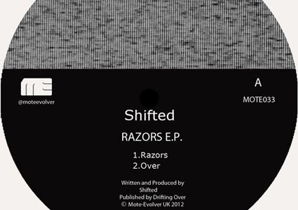 Razors EP - Shifted