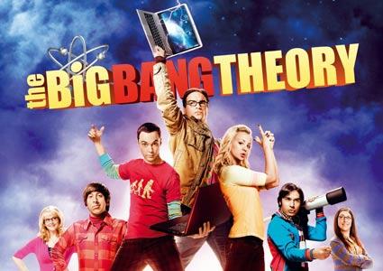 The Big Bang Theory - Die komplette fünfte Staffel