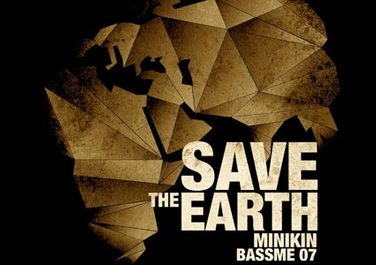 Save The Earth - Minikin