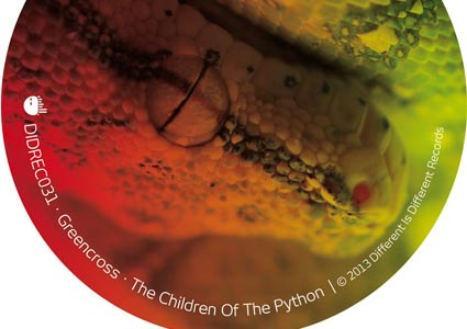 The Children Of The Python - Greencross