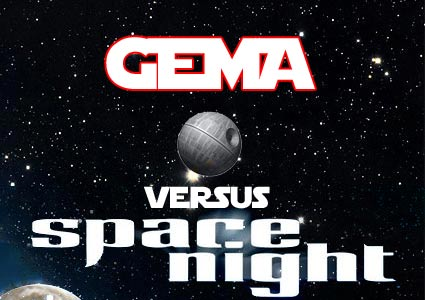 GEMA versus Space Night