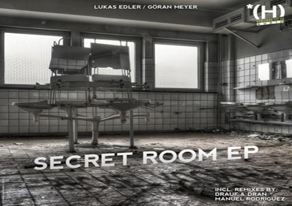 Secret Room EP - Lukas Edler & Göran Meyer