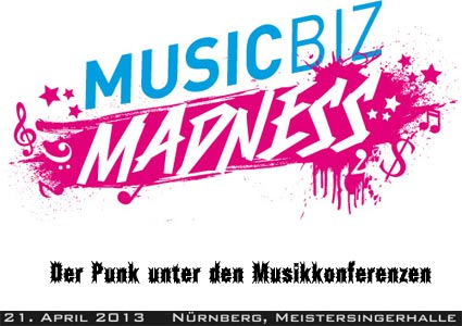MusicBiz Madness 2013