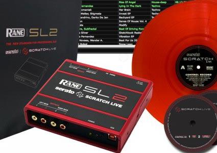 Rane SL2 - Red Edition
