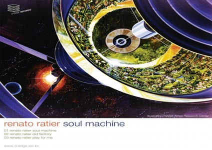 Soul Machine EP - Renato Ratier