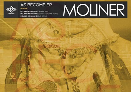 As Become EP - Moliner