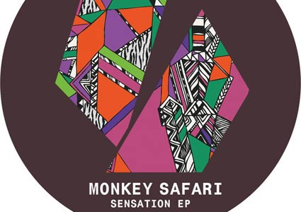 Sensation EP - Monkey Safari